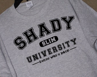 Eminem Fans...SHADY UNIVERSITY  T Shirt