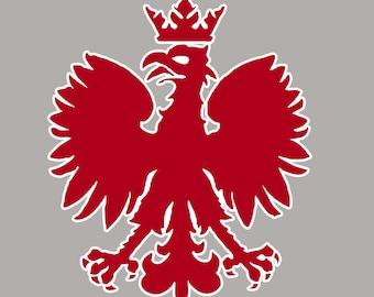 Polish Eagle Sticker / Decal