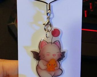 Final Fantasy -- Moogle -- Keycharms