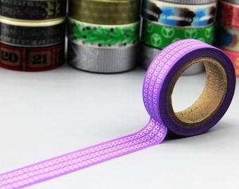Washi Tape - Japanese Washi Tape - Masking Tape - Deco Tape - WT1016