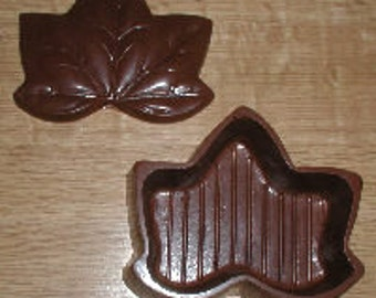 Maple Leaf Pour Box Chocolate Mold