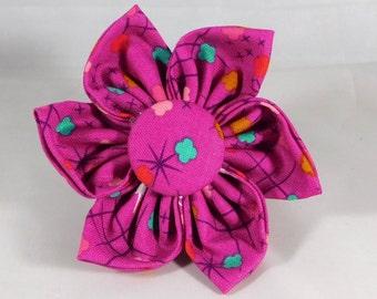 Dog Flower, Dog Bow Tie, Cat Flower, Cat Bow Tie - From Scratch