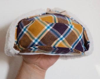Holmes & Watson - Plaid Deer Stalker Hats