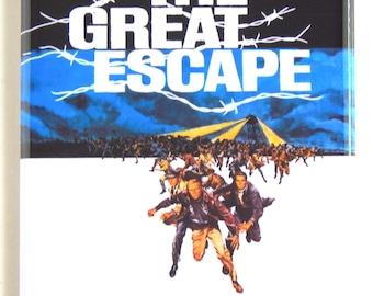 The Great Escape Movie Poster Fridge Magnet