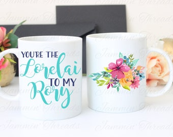 You're the Lorelai to my Rory/Gilmore Girls/Gilmore girls gift/Stars Hallow/Lorelai Gilmore/Rory/Birthday gift/Mother's day gift/birthday