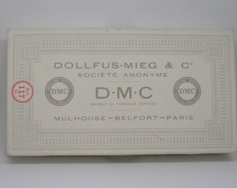DMC Embroidery Floss Full Box, White