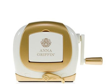 Anna Griffin® Signature Gold Mini Die-Cutting and Embossing Machine