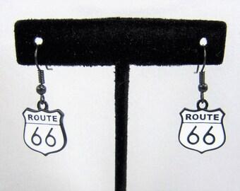 E270, Route 66 Earrings