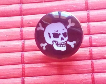 Snap chunk 18 mm skull pattern