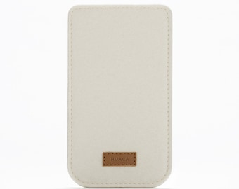 Sleeve iPhone 6 - iPhone Case7 - iPhone Cover 7 - iPhone 6s - iPhone Felt Cover - Cell Phone Case - iPhone 7 Cover