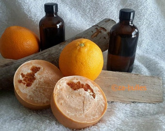 Handmade soap Patchouli and Orange