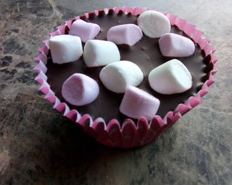 Luxury Hot Chocolate Cup with Marshmallows
