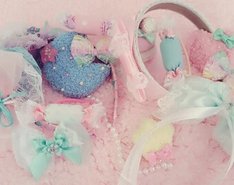 Kawaii hair accessory Lucky Pack!