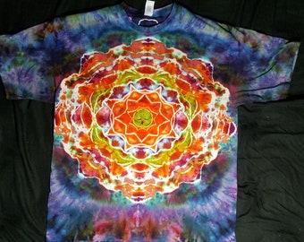 XXL Tie Dye Mandala