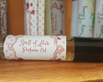Huile de parfum Roll on, verre de 10 ML Roll on bouteille parfum huile essentielle