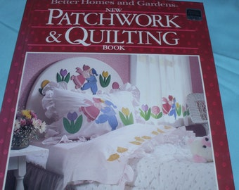Patchwork & Quilting Book / Better Homes and Gardens / Patterns and Instructions / Holiday Patterns / Childrens Patterns