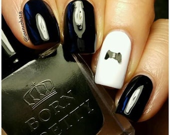 Game Controller Nail Decal