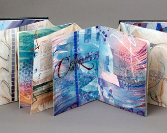 Elements & Principles, Designing a Life—an artist's book