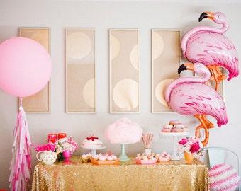 Flamingo Party | Flamingo | Flamingo Balloon | Birthday Party Supplies | Party Supplies | Craft Supplies | Jumbo Balloon | First Birthday