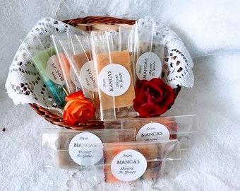 Mini Soap Bars, Wedding Soap Favors, Bridal Shower Soap Favors, Custom Event Soap, Hotel Soap Bars, Guest Soap Bars, Custom Soap Bars