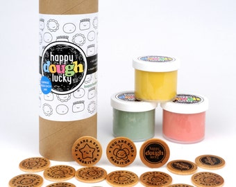 3-Pack Happy Dough Lucky