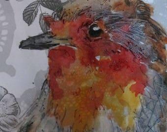 Robin artwork
