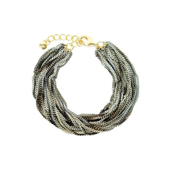 Ombre Chain Bracelet