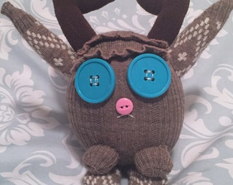 Jackalope Monster Plushie