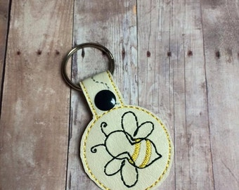 Bee Key Chain