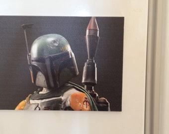 Star Wars magnet Boba Fett