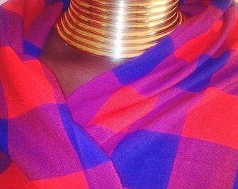 Maasai Shuka / cloth
