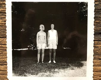 Original Vintage Photograph | Ghost World