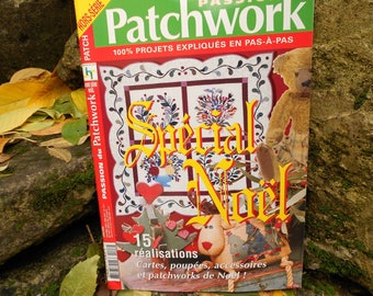Special Passion patchwork Christmas special