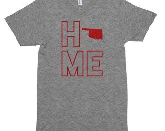 Oklahoma Home Triblend Super-Soft T-Shirt
