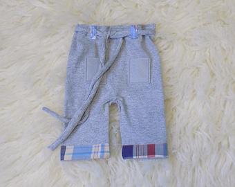 Morgan, newborn trousers