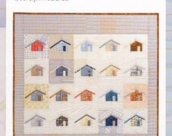 Outhouse - Pattern by Carolyn Friedlander