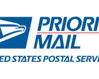 USPS Priority Mail Shipping Add This To Your Order U.S. Orders Only