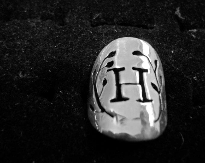 Initial ring any letter availible