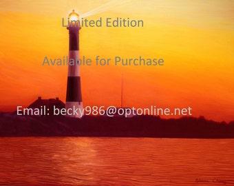 Sun-Kissed Fire Island
