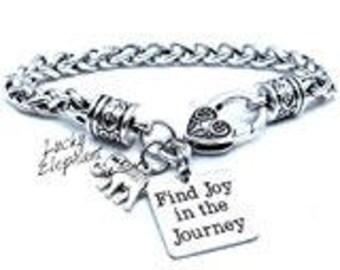 Fine joy in the  journey