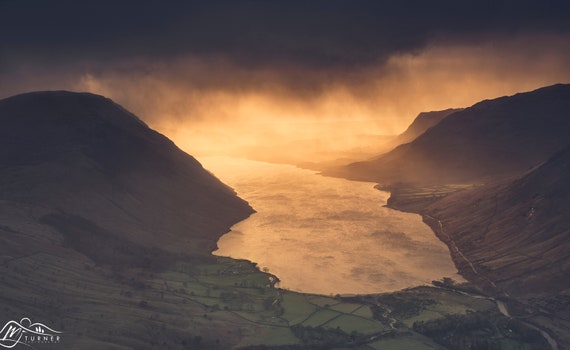 Wast Water [Photographic Print]