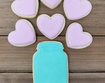 Jar of hearts or stars