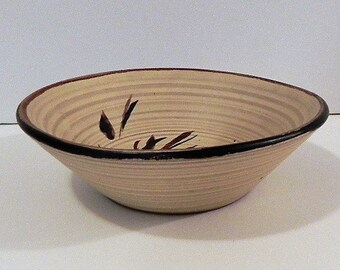 Pacific Pottery - B Walsh bowl