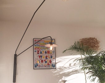 Double arm (wall mounted)