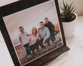 print/album stand