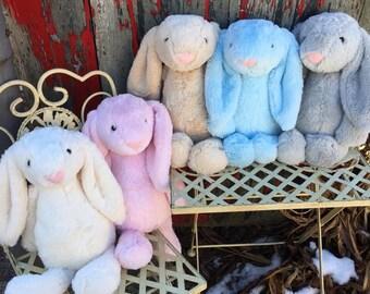 Plush Stuffed Bunnies