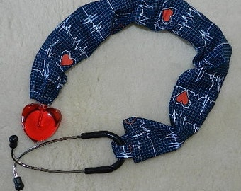 Heartbeat Stethoscope Sock