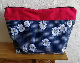 Large Project Bag - Daisy