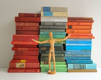 Extra Large Collection of Vintage Hardback Books