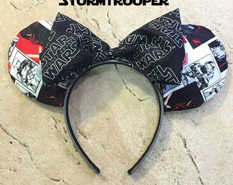 Star Wars Stormtrooper Ears